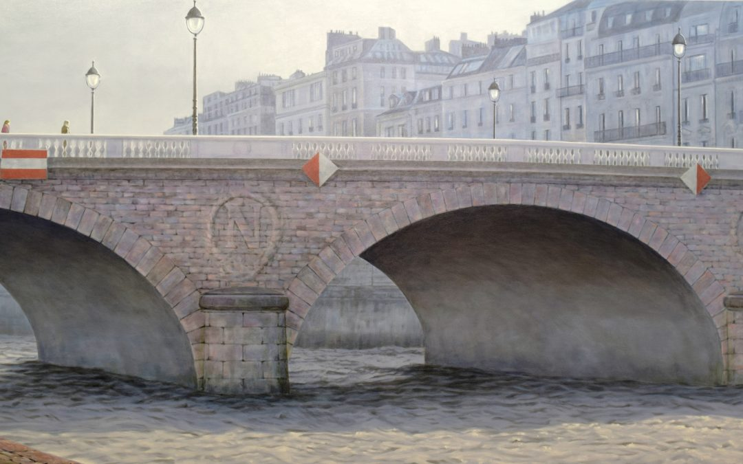 Paris Pont S. Michel